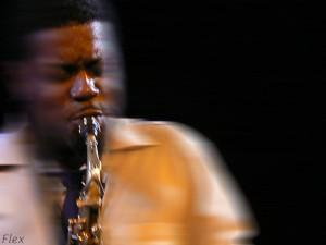 Soweto Kinch playing