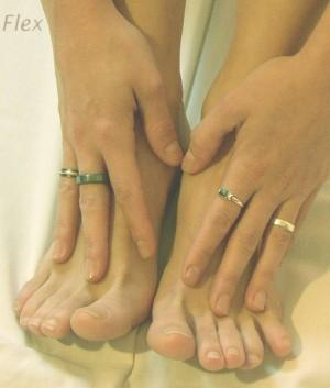 Hands, feets and rings